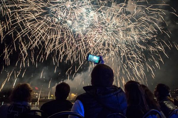 Международный фестиваль фейерверков «Ростех – 2018»