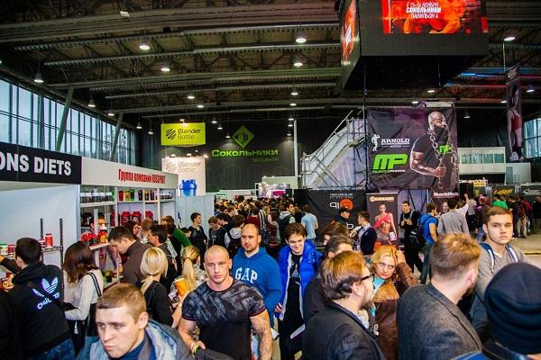 VI Международный фестиваль спорта и выставка спортивной индустрии «SN PRO EXPO FORUM – 2018»