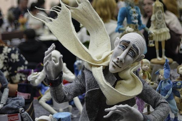XIV Международная выставка-ярмарка «Салон авторской куклы – 2018»