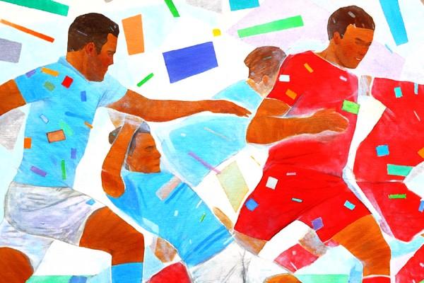 Выставка «И, конечно, футбол!»