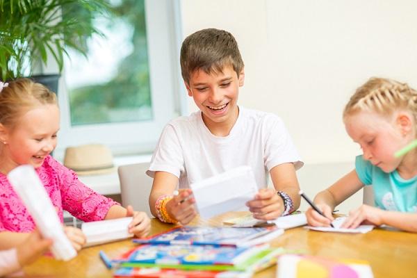 Бесплатные занятия по итальянскому языку для детей на ВДНХ