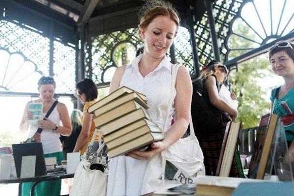 Литературный фестиваль «Летние дни – 2018»