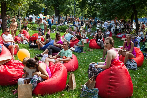 Городской семейный фестиваль «SelfMamaDay»