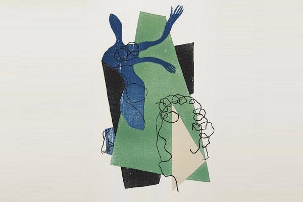 Выставка «Скульпторы и livre d'Artiste»