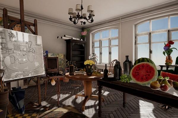 VR-выставка «Авангард в трех измерениях: Гончарова и Малевич»
