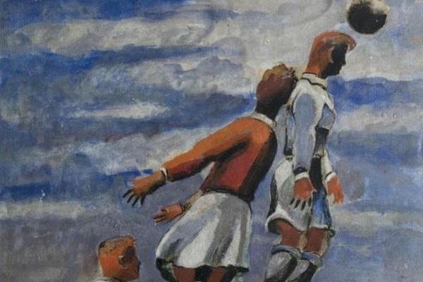 Выставка «Родченко и Степанова. Футбол»