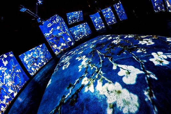 Мультимедийная выставка «Айвазовский, Ван Гог и Дали – Ожившие полотна»