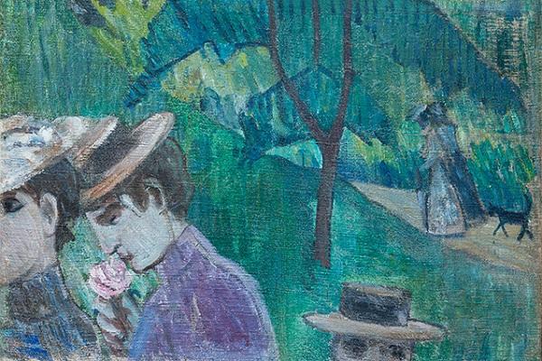 Выставка «Импрессионизм в авангарде»