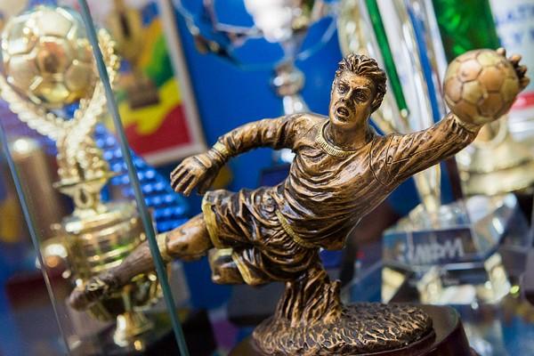 Выставка «Как изменился отечественный футбол за 107 лет»