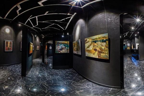 Выставка-ярмарка «Фрагменты Сибирского изобразительного искусства»