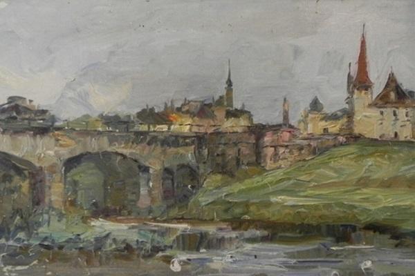 Выставка картин из коллекции галереи «Эпоха» в ЦДХ