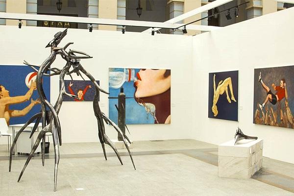 Международная арт-ярмарка современного искусства «Cosmoscow – 2018»