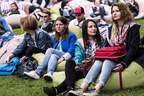 Московский фестиваль волонтеров