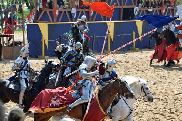 Международный конный фестиваль «Иваново поле»