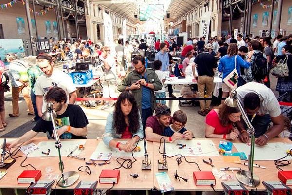 Международный фестиваль изобретателей «Maker Faire Moscow – 2018»