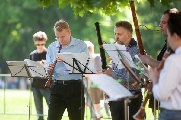 Летние концерты под открытым небом в «Царицыно»