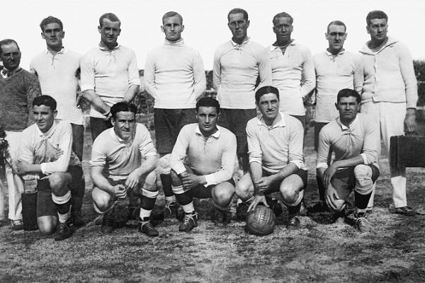 Фотовыставка «Первый Чемпионат мира по футболу. 1930 г.»