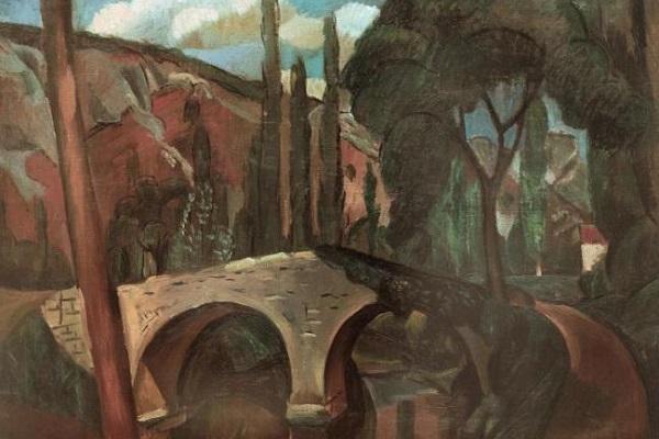 Постоянная экспозиция «Руссо. Дерен»