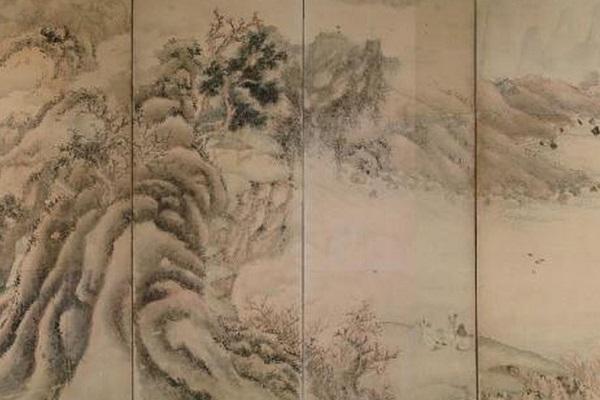 Выставка «Шедевры живописи и гравюры эпохи Эдо»