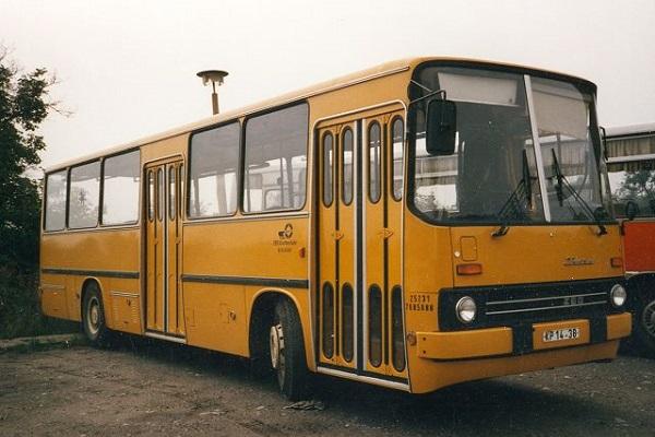 Выставка «Ikarus: 50 лет на московских маршрутах»
