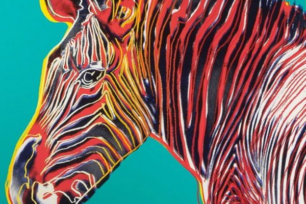 Выставка лучших произведений Энди Уорхола, Тома Вессельмана, Роя Лихтенштейнн, Алекса Каца в Гранатном Дворе