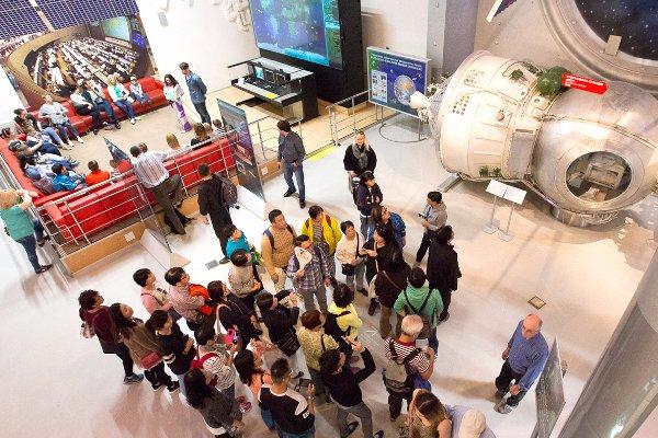 День города 2018 в Музее космонавтики
