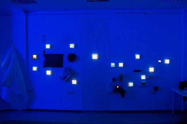 Выставка современного искусства «Здесь и сейчас!»