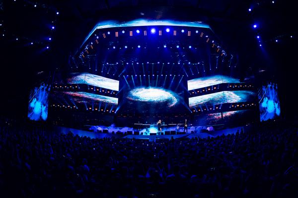 Концерты российских звезд в «Олимпийском» «Зачем молчать, когда есть голос!»