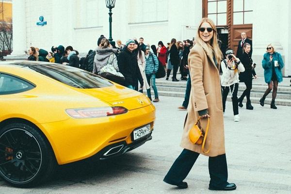 Неделя моды «Mercedes-Benz Fashion Week Russia – 2018»