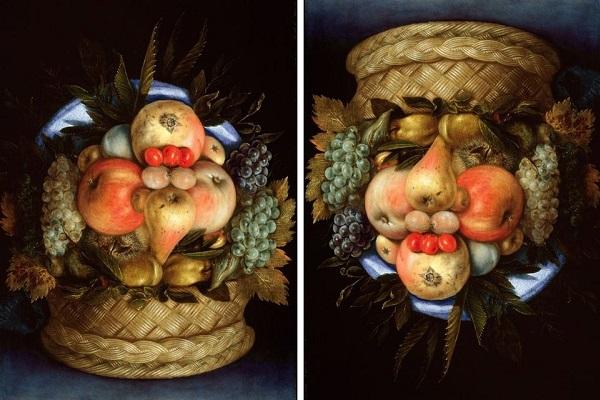 Выставка «Джузеппе Арчимбольдо. Овощи и фрукты»