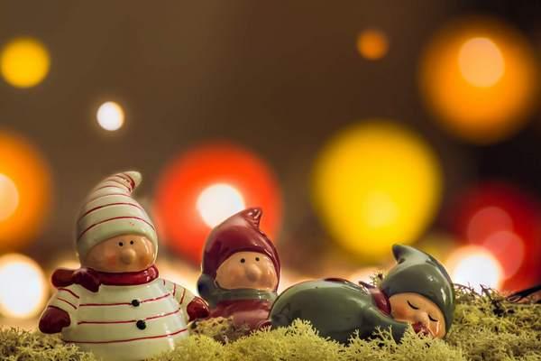 Новогоднее шоу «Как гномы Новый год спасали»