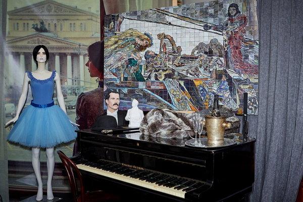 Выставка «Путешествия как искусство» в московском «Музее моды»