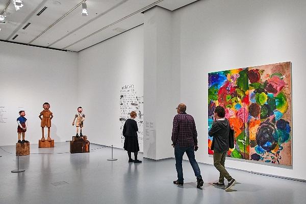 Выставка «Джим Дайн. Из коллекции Центра Помпиду»