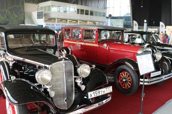 Выставка и аукцион «Редкие автомобили – 2018»