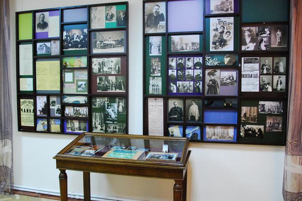 Выставка «Мелиховское семилетие: год 1898»