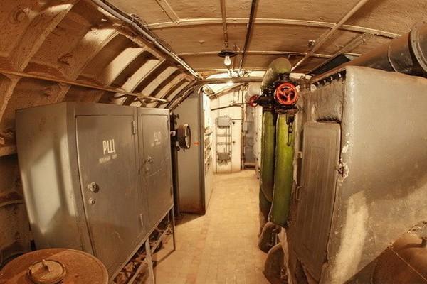 Бункер-703 МИД СССР