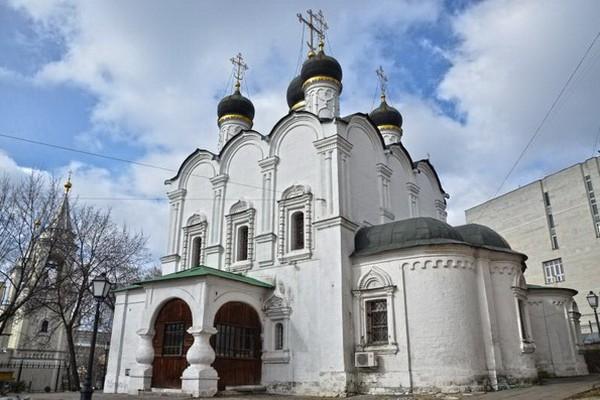 Владимирский храм