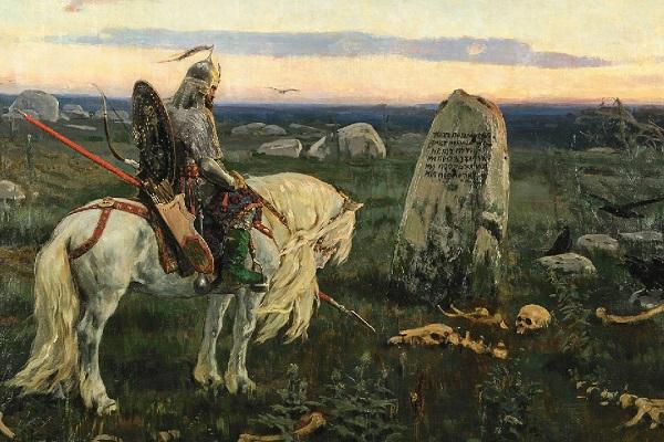 Выставка картин «Сокровища музеев России»
