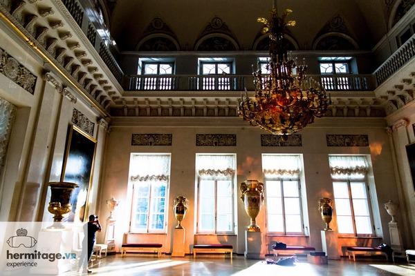 «Hermitage VR. Погружение в историю» остаётся в Парке «Зарядье» до 15 января