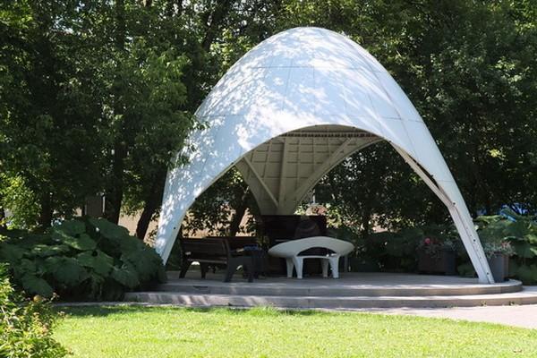 Сад астрономов в парке «Сокольники»