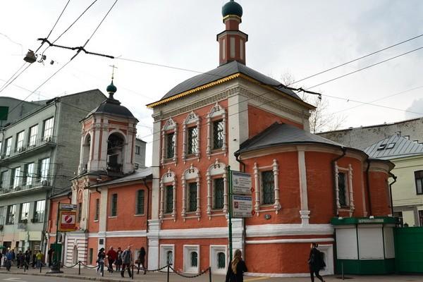 Церковь Николы в Кленниках