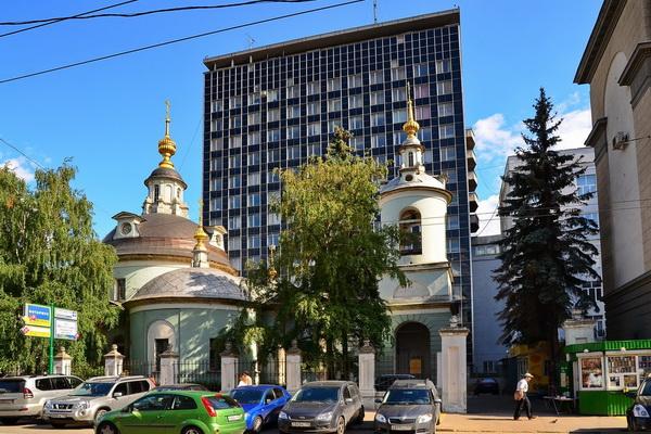 Церковь Кузьмы и Демьяна