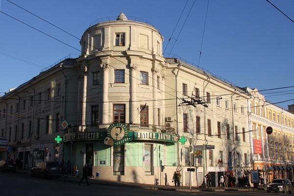 Дом графини В.П. Разумовской