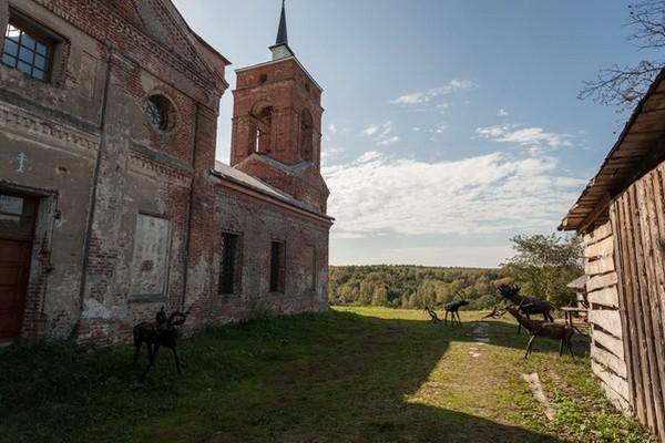 Церковь Пресвятой Троицы
