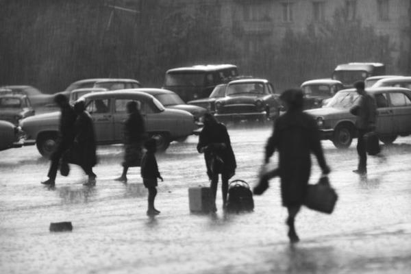 Выставка «Родное ретро. 1962-2002. Московская сага фотографа Михаила Дашевского»