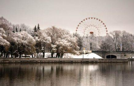 Оттепель: нескучная прогулка по парку Горького. Погружение в эпоху советских надежд