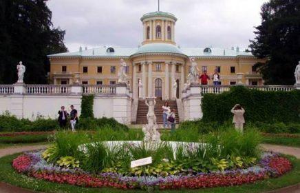 Автобусная экскурсия «Архангельское – подмосковный Версаль»