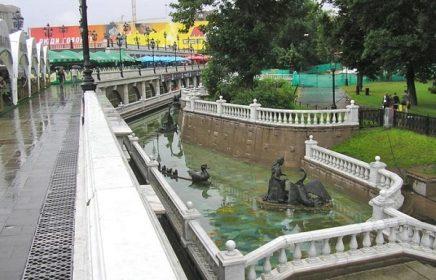 Александровский сад – красивейший парк в центре Москвы