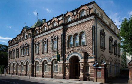 «Посольства Москвы – загадки старинных особняков» – пешеходная экскурсия
