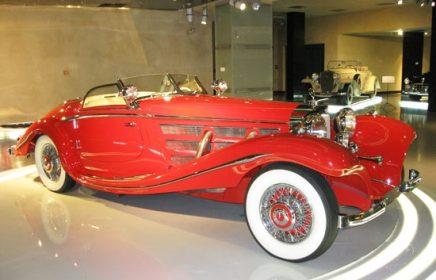 Автовилль – музей ретро автомобилей (закрыт)